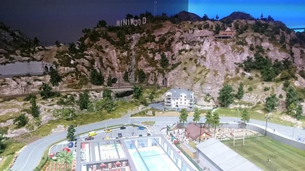 Miniworld à Lyon - Découverte, visite et avis - La ville - 2