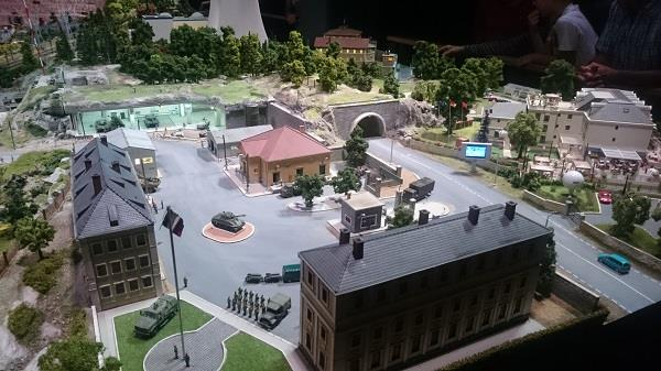 Miniworld à Lyon - Découverte, visite et avis - La campagne - 4