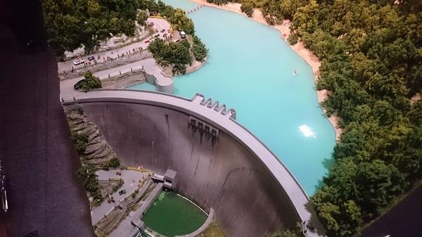 Miniworld à Lyon - Découverte, visite et avis - La montagne - 1
