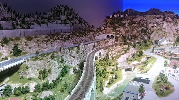 Miniworld à Lyon - Découverte, visite et avis - La ville - 1