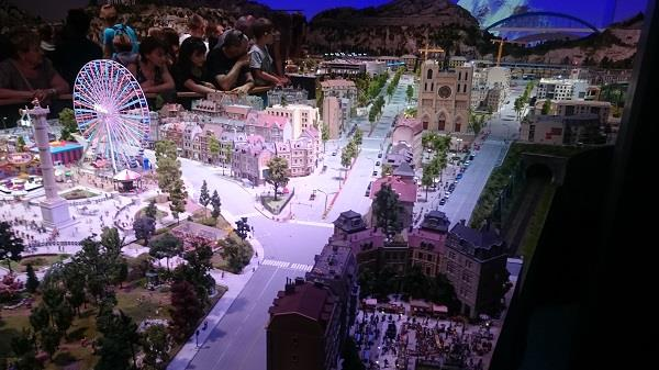 Miniworld à Lyon - Découverte, visite et avis - La ville - 6