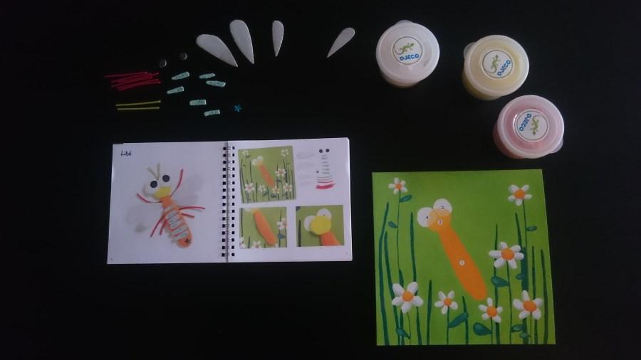 Coffret « Atelier pâte à modeler – petites bêtes » - Nature et Découvertes 5