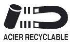 comprendre les symboles, sigles et logos du recyclage - Logo acier recyclable