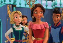 Coloriage Elena d'Avalor - Princesse Disney