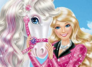 Coloriages Barbie