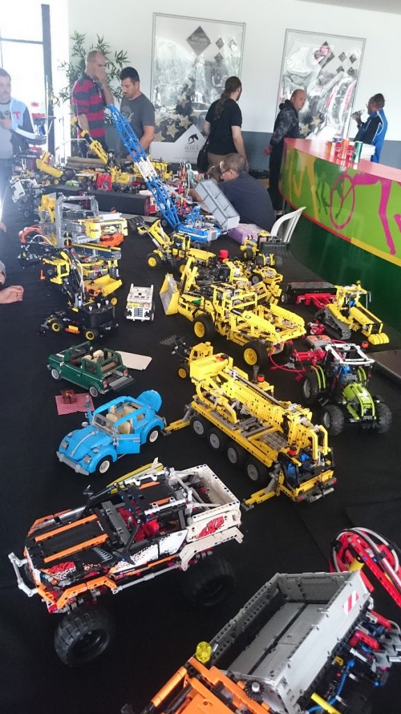 Lego MOC – Exposition Briqu'expo à Lyon - Lego Technics 2