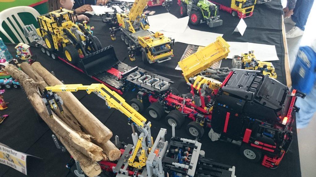 Lego MOC – Exposition Briqu'expo à Lyon - Lego Technics 3