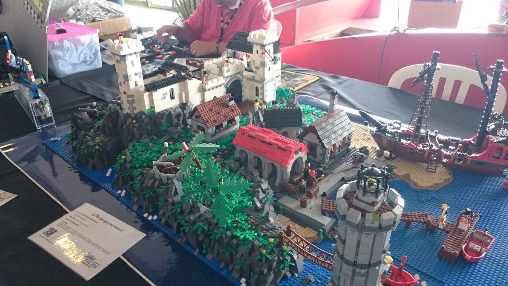 Lego MOC – Exposition Briqu'expo à Lyon - Pirates MOC