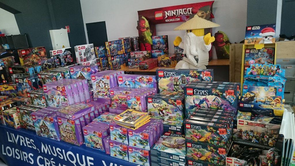 Lego MOC – Exposition Briqu'expo à Lyon - Trains 1