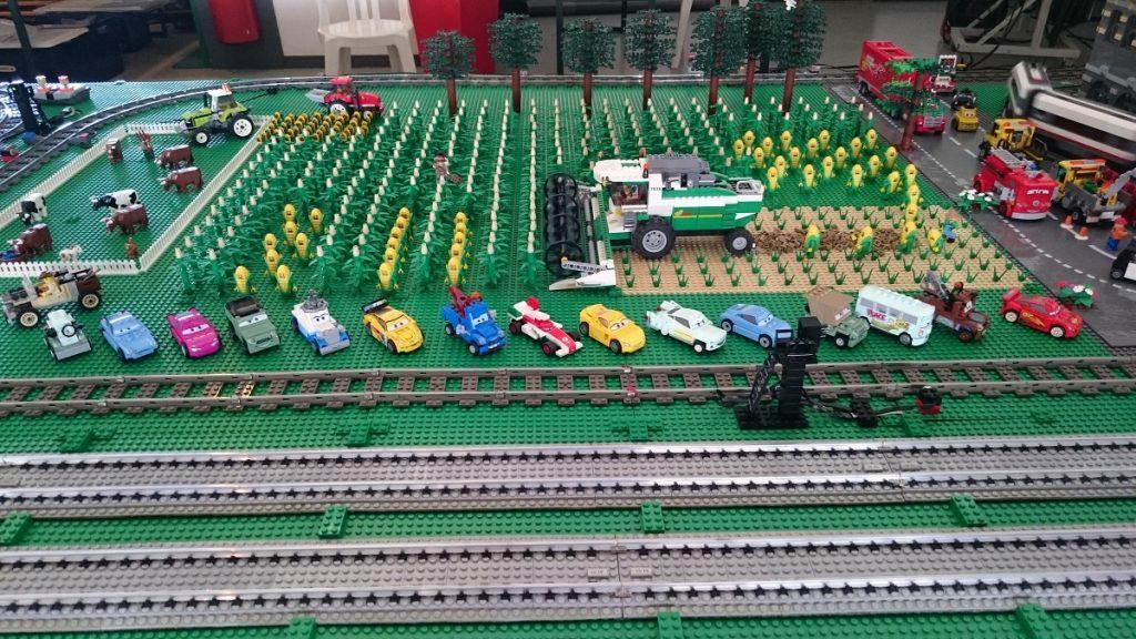 Lego MOC – Exposition Briqu'expo à Lyon - Voitures Cars