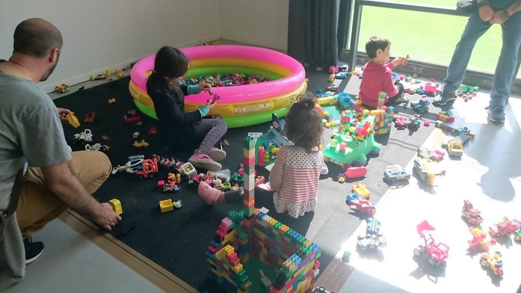 Lego MOC – Exposition Briqu'expo à Lyon - Construction libre Lego Duplo