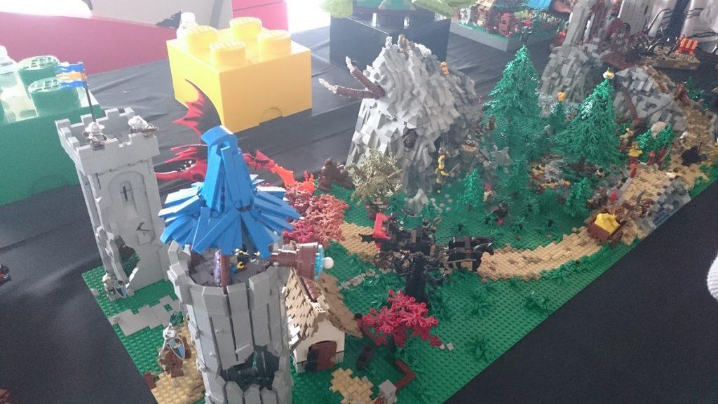 Lego MOC – Exposition Briqu'expo à Lyon - Divers 1