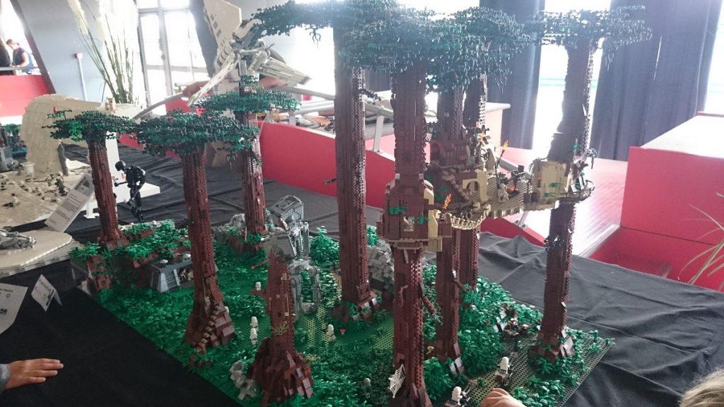 Lego MOC – Exposition Briqu'expo à Lyon - Lego Star Wars MOC