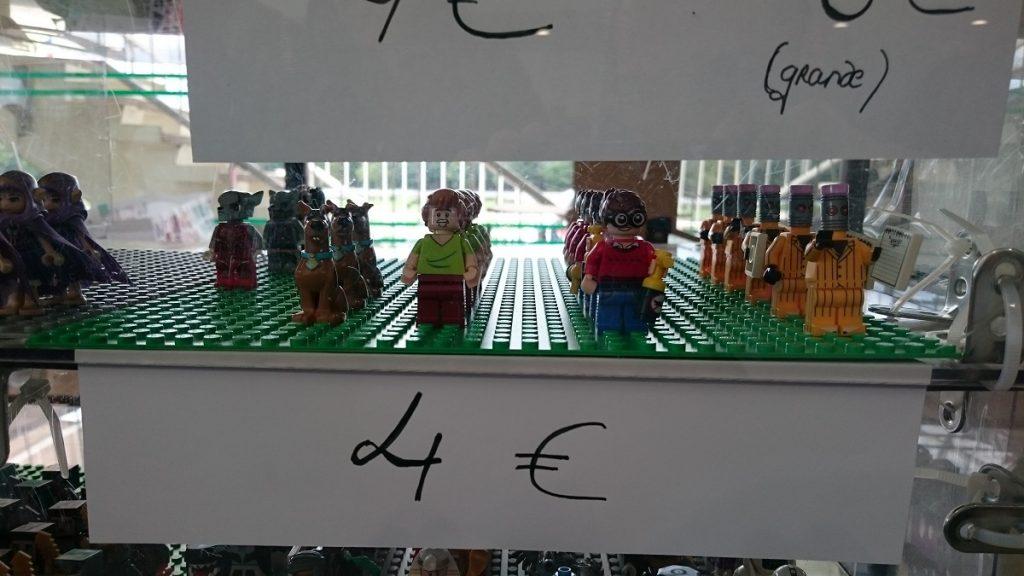 Lego MOC – Exposition Briqu'expo à Lyon - On retrouve Scooby Doo !