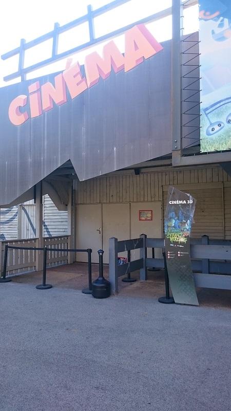 Découverte et avis sur Walibi Rhône-Alpes - Ciné 3D Sonic