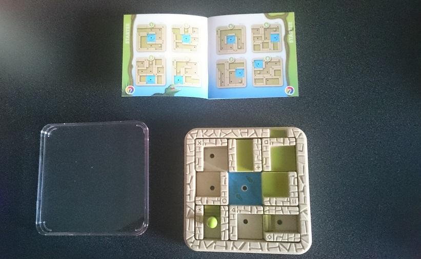 Test et avis du jeu L'aventurier - Smartgames