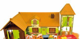 Les meilleurs jouets pour faire aimer la ferme aux enfants