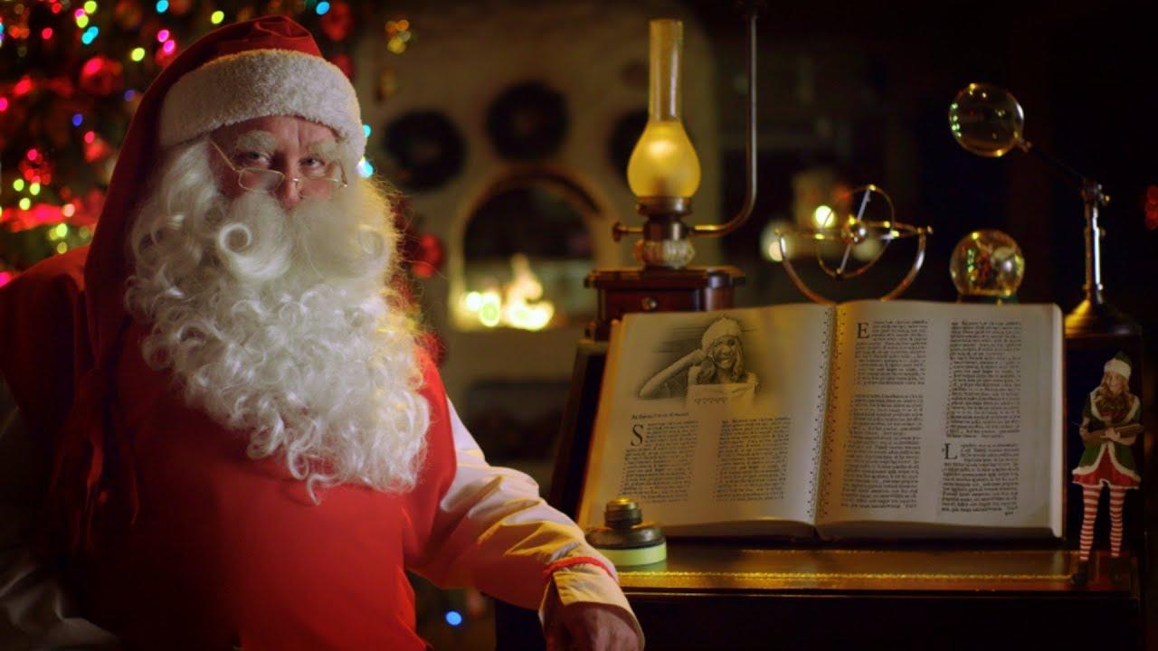 Lettre Au Pere Noel Video Personnalise.Comment Recevoir Une Lettre Personnalisee Du Pere Noel Avec