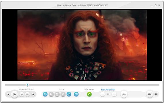 Freemake Video converter tutoriel et astuces - Couper les parties indésirables