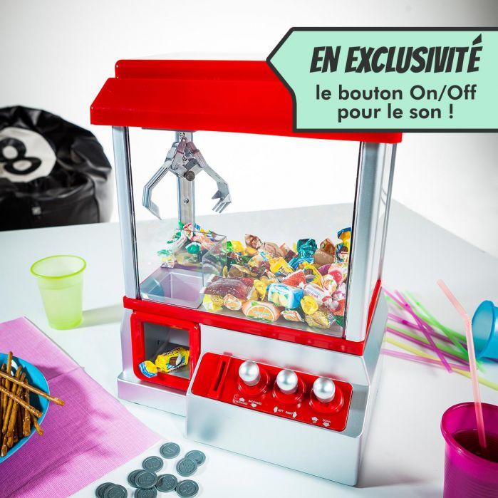 Idées cadeaux de noël - Pince distributeur de bonbons