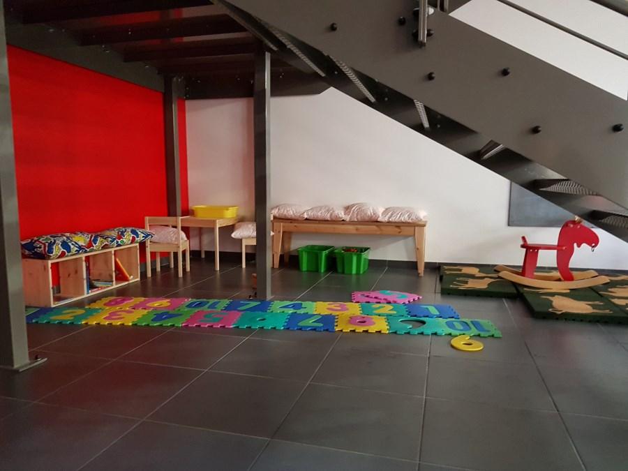 Salle de jeu pour enfants Exalto - Test et avis - L'espace pour jeunes enfants