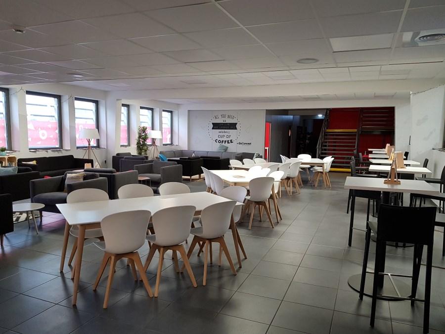 Salle de jeu pour enfants Exalto - Test et avis - Partie café et restauration