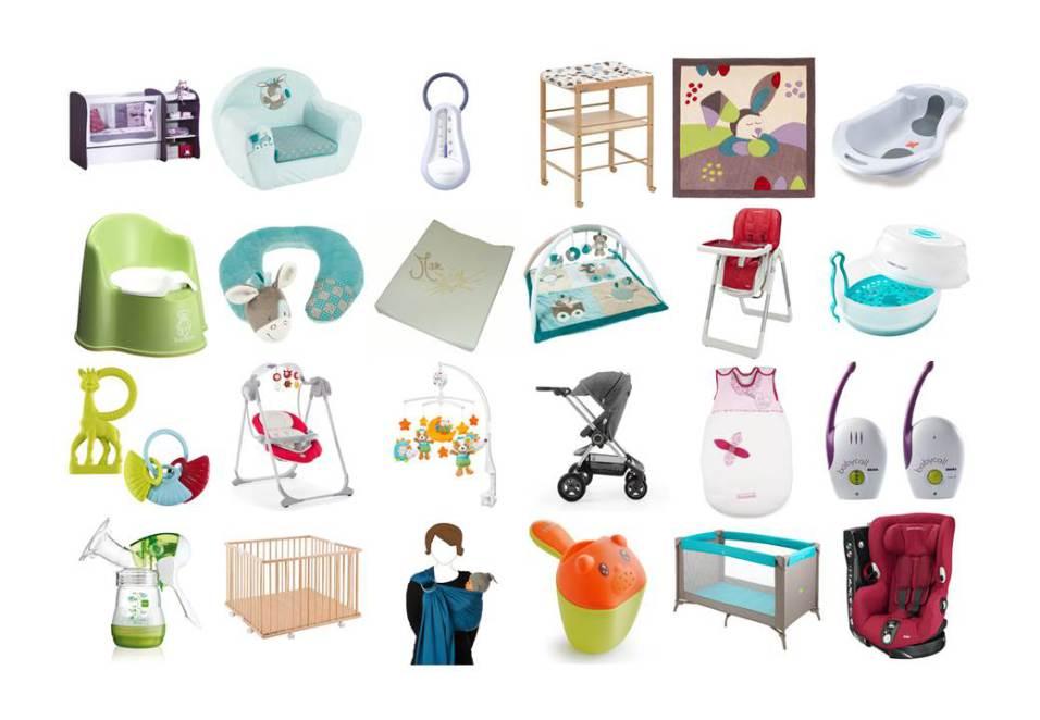 quelle liste de mat riel acheter pour l arriv e de b b. Black Bedroom Furniture Sets. Home Design Ideas