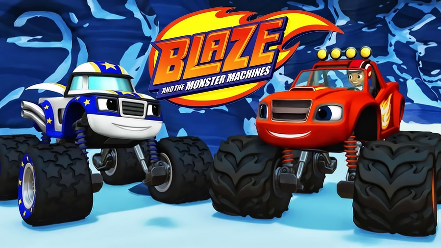 Coloriages Blaze et les Monster Machines - AJ, Starla, Crusher...