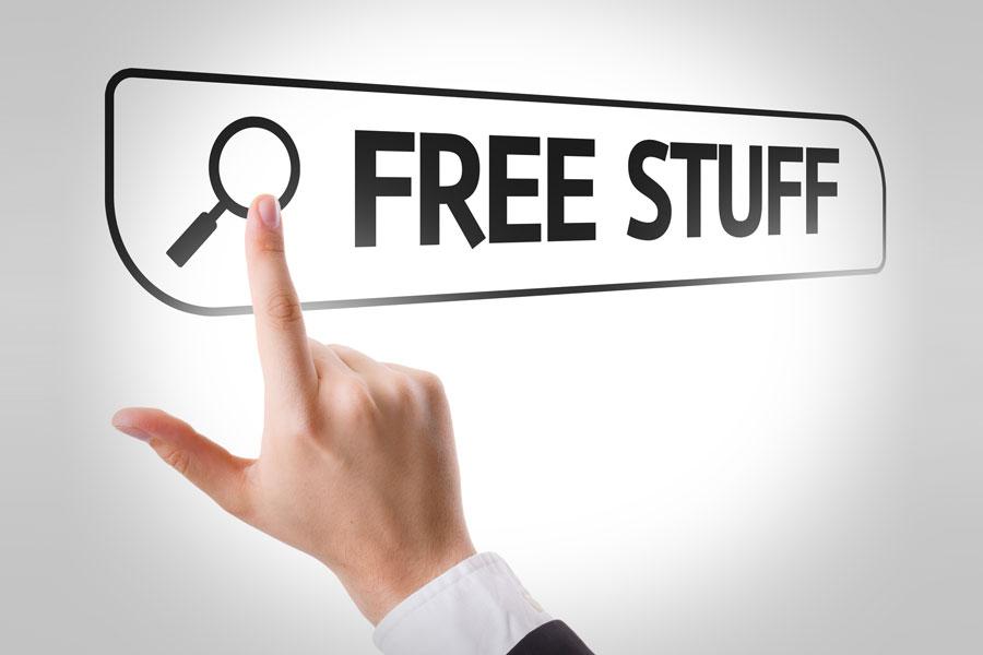 recevoir des produits gratuits