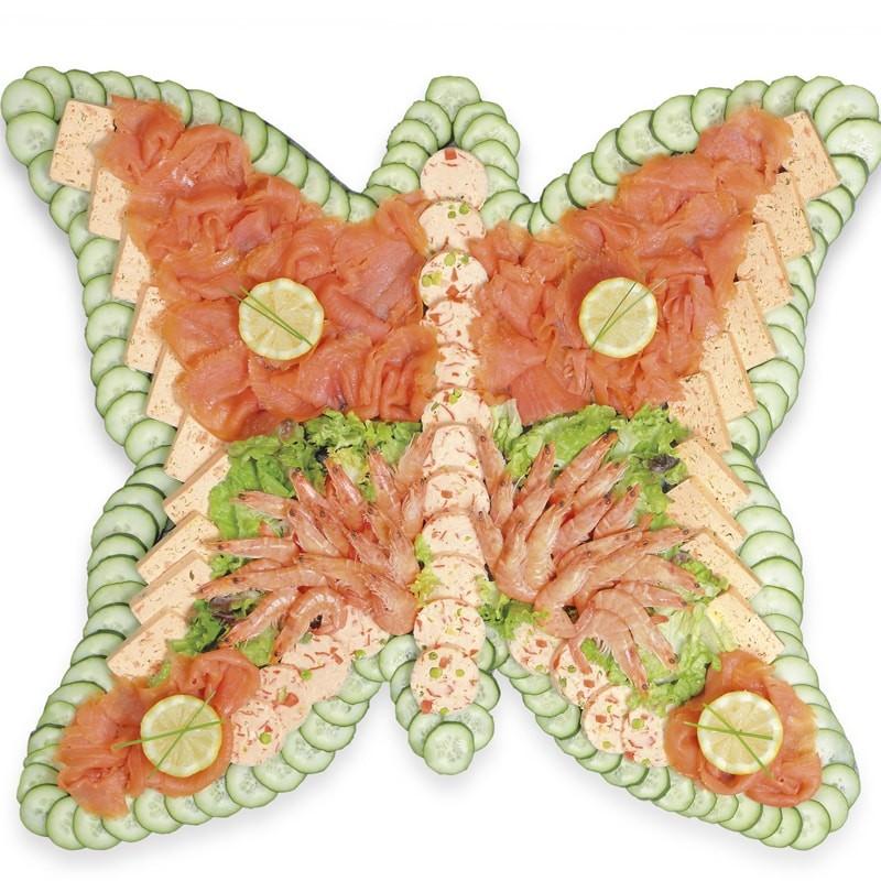 Flunch Traiteur - Papillon de l'océan