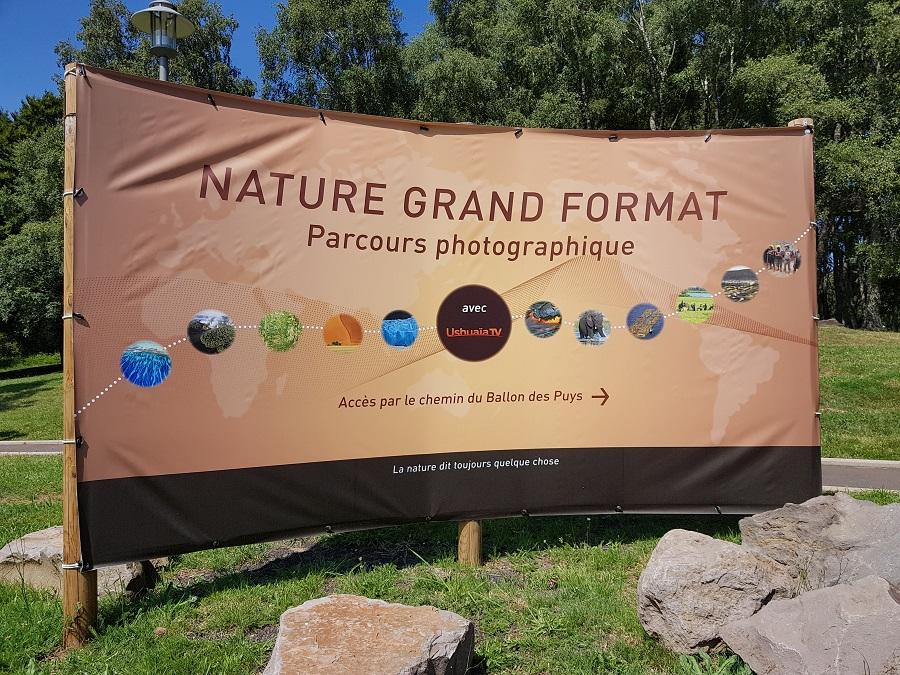 Vulcania, découverte et avis - Attraction parcours nature grand format