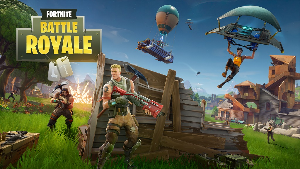 Tutoriel Fortnite Battle Royale Guide Du Debutant Au Top1