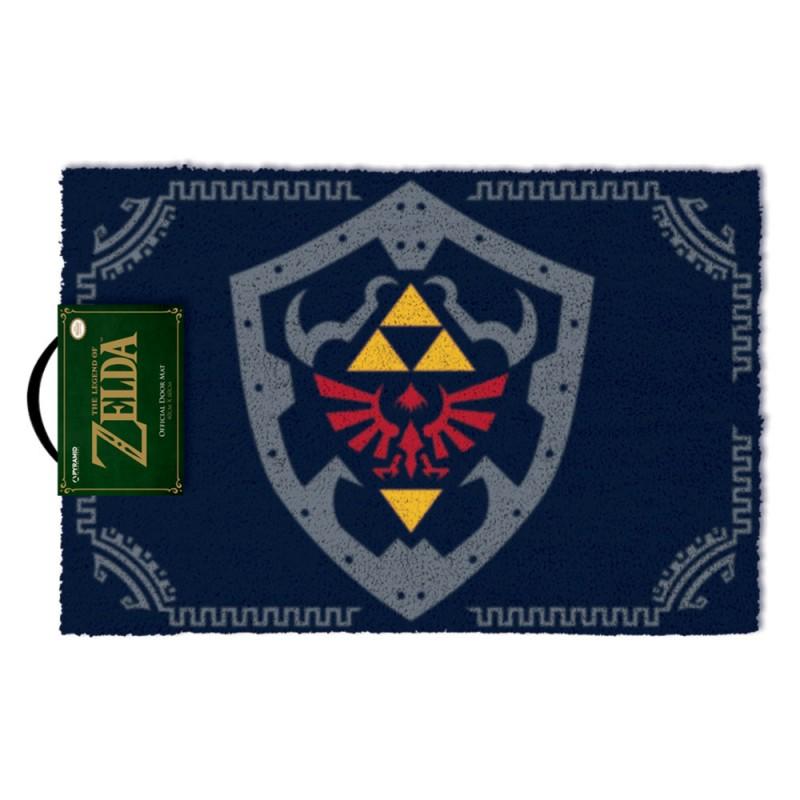 Idées de cadeaux de noël pour geek - Le paillasson Zelda