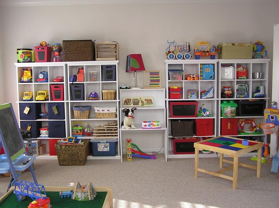 Conseils et astuces pour réorganiser la chambre des enfants