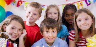 3 étapes pour préparer un anniversaire pour enfants