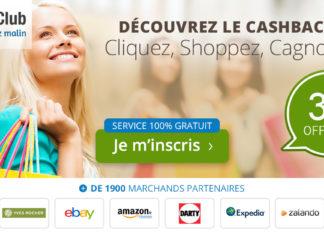 Ebuyclub : présentation, avis et astuces sur ce site de cashback