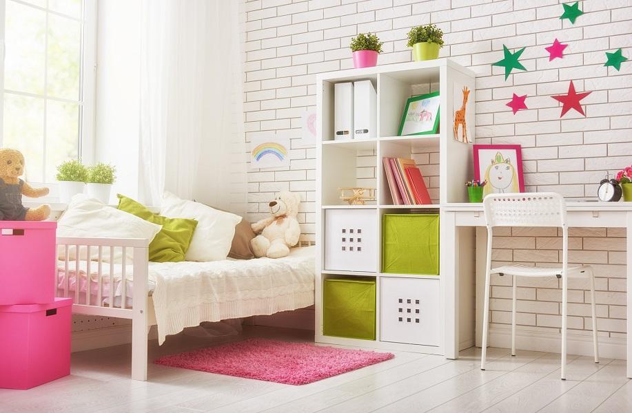3 conseils pour une d co de chambre d 39 enfant r ussie. Black Bedroom Furniture Sets. Home Design Ideas