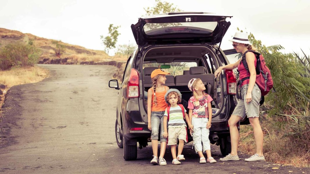 Organiser un road trip réussi avec enfants - conseils et astuces