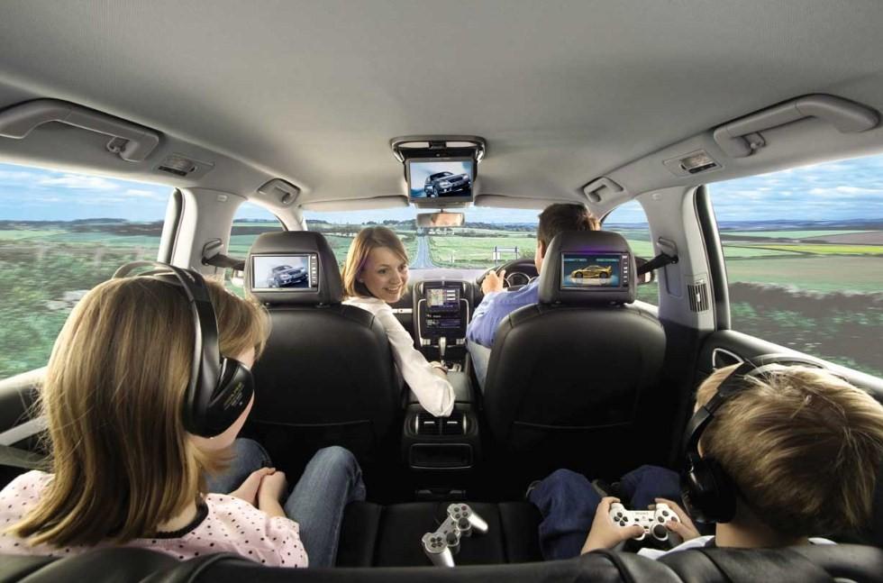Road trip en famille - Astuces et conseils