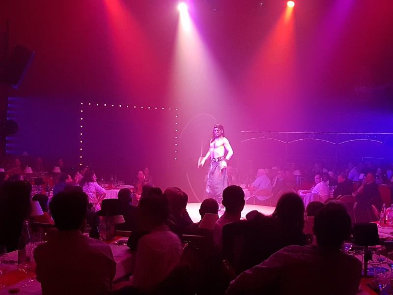 Cirque Imagine - Bolas