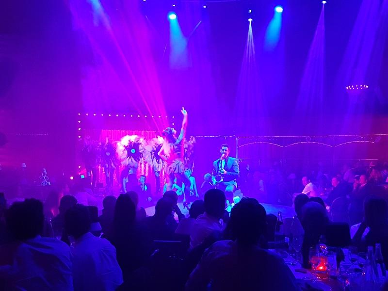 Cirque Imagine - David et Anastasia