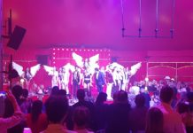 Cirque Imagine - Diner spectacle cabaret
