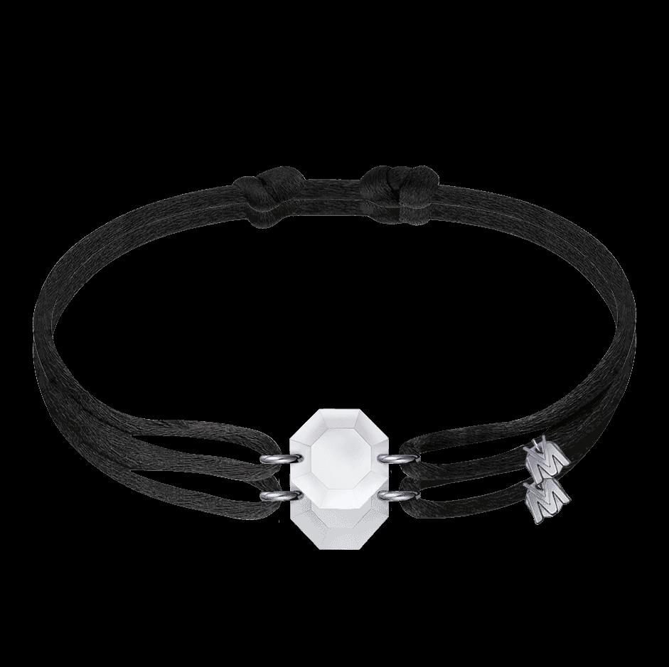Ma sélection de cadeaux de noël en cristal - Bracelet rock porte-bonheur Pierre Clair