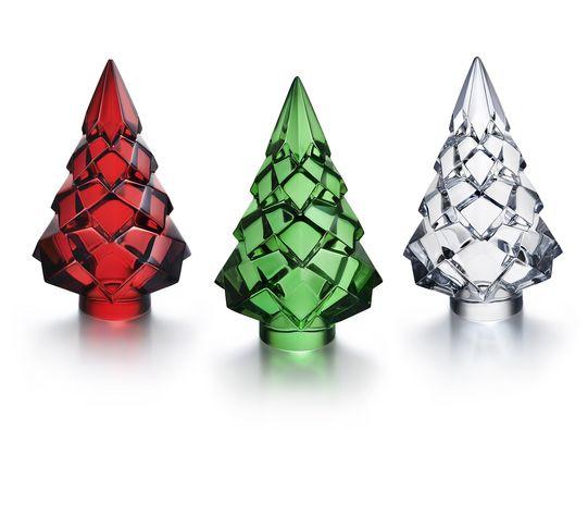Ma sélection de cadeaux de noël en cristal - Sapins décoratifs en cristal