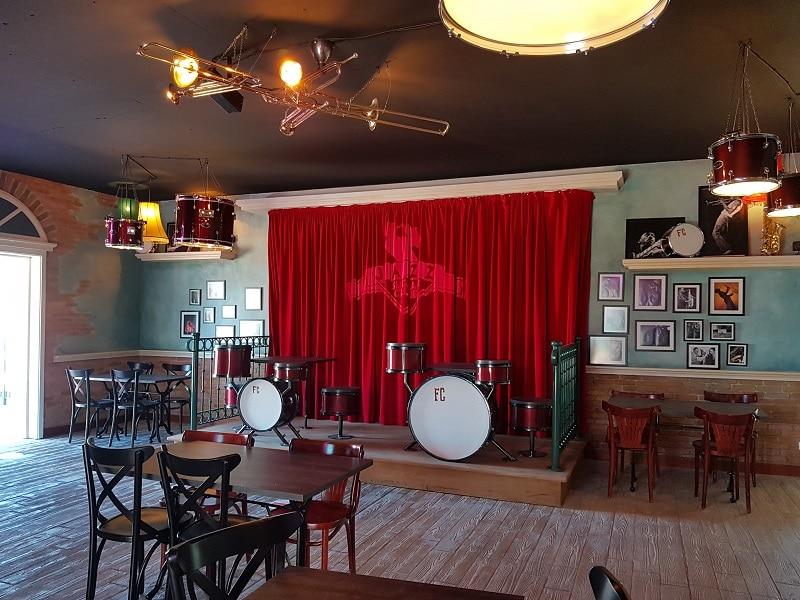 Nouveautés 2020 de Walibi Rhône-Alpes - Restaurant Jazz Sugar Club 2