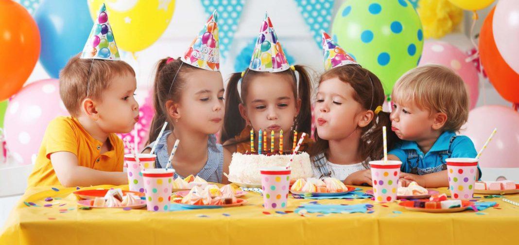Déco d'anniversaire thème enfant