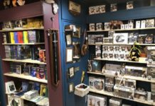 Boutique produits dérivés Harry Potter à Lyon