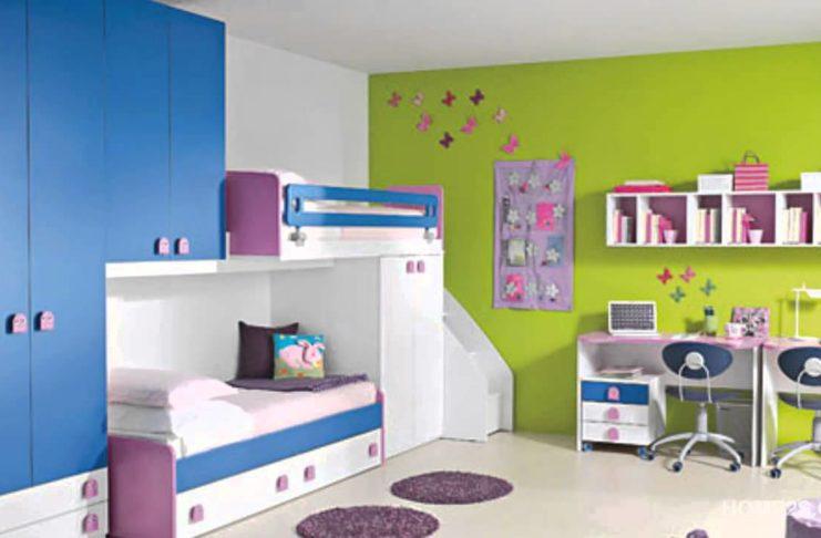 6 idées déco pour le rangement de chambre d'enfant