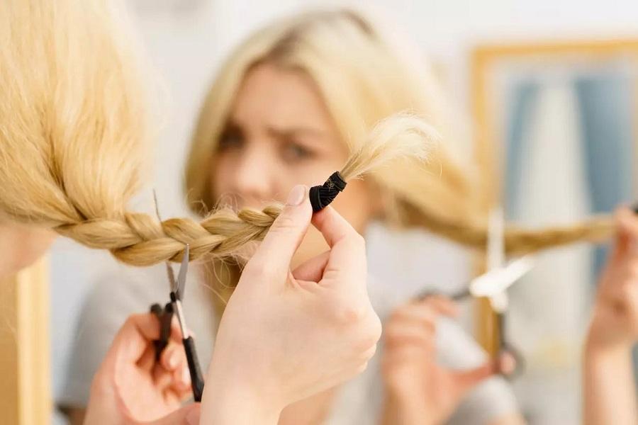 Conseils pour se couper les cheveux à la maison