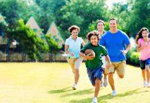 Conseil sur les sports à faire en famille